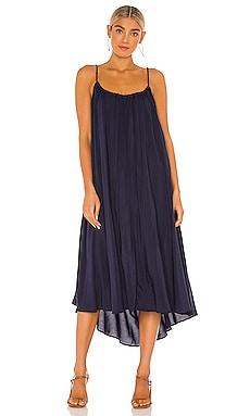 Tie Back Midi Dress Tularosa $133