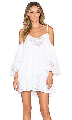 Tularosa x REVOLVE Hattie Dress in White