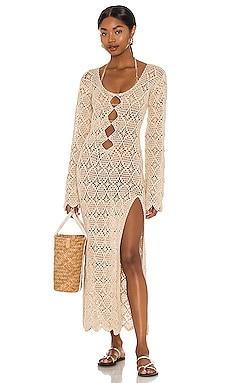 Tarik Maxi Dress Tularosa $139