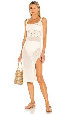 Nico Midi Dress Tularosa $198