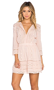 x REVOLVE Payton Dress in Pale Pink