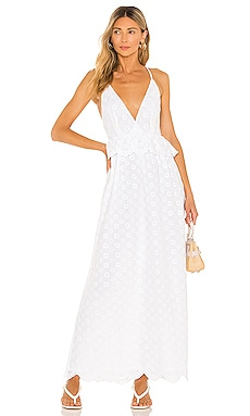 Brier Embroidered Dress Tularosa $248