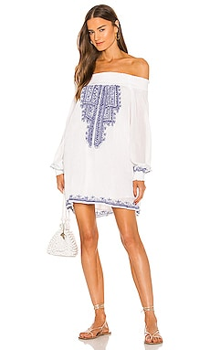 x REVOLVE Jacqueline Tunic in White