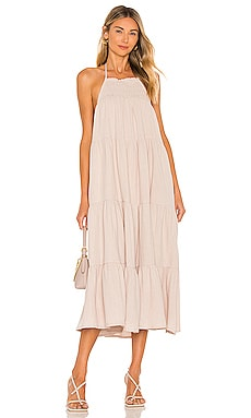 Nora Midi Dress Tularosa $258