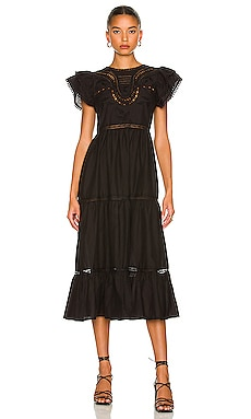 Claudette Midi Dress Tularosa $228