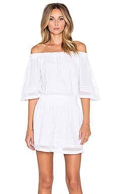 Tularosa x REVOLVE Fiona Dress in White