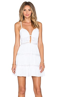Tularosa x REVOLVE Alice Dress in White