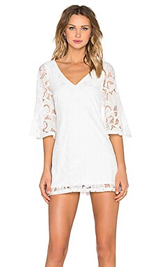 Tularosa x REVOLVE Charlotte Dress in White