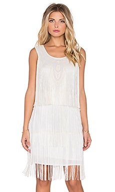 Tularosa Hazel Dress in Ivory