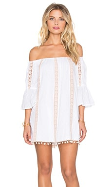 Tularosa Sara Dress in White