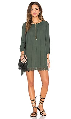 Tularosa Avery Dress in Olive