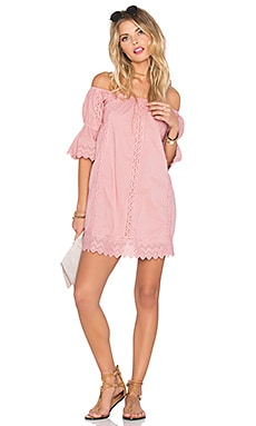 Tularosa x REVOLVE Isabella Dress in Blush