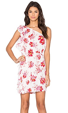 Tularosa x REVOLVE Costa Dress in Fuchsia Bloom