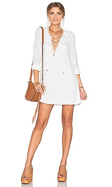 Tularosa x REVOLVE Cassie Dress in White