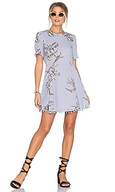 Iris Dress in Chambray
