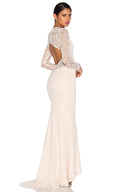 Tularosa x REVOLVE The Ceremony Dress in White