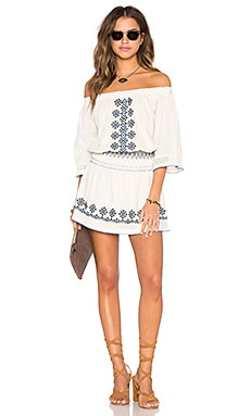 Tularosa x REVOLVE Marietta Dress in Ivory