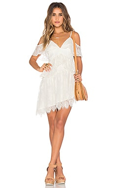Loraine Dress in Ivory