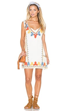 Tularosa Casablanca Dress in Butter
