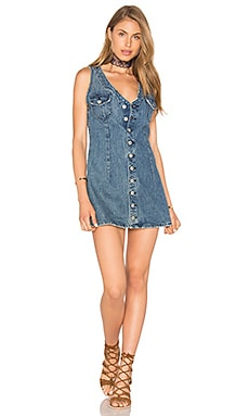 Zoe Denim Dress