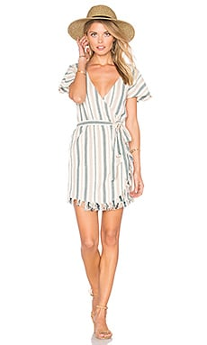 Didion Dress in La Rochelle Stripe