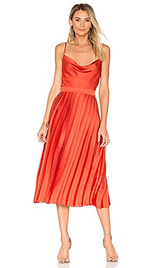 x REVOLVE Mel Dress in Poppy