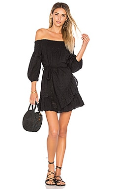 x REVOLVE Maida Ruffle Dress
