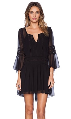 Tularosa Creseda Dress in Black