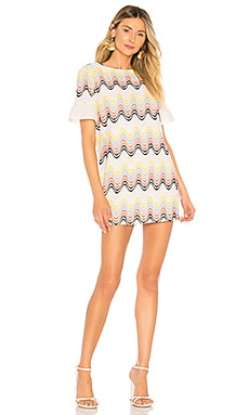 Lexi Shift Dress Tularosa $168 BEST SELLER