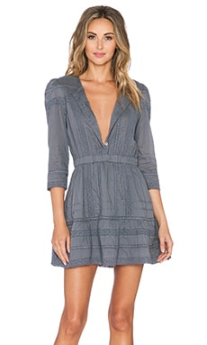 Tularosa x REVOLVE Payton Dress in Grey