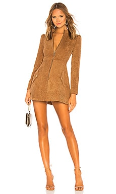 Noah Corduroy Dress Tularosa $178 BEST SELLER