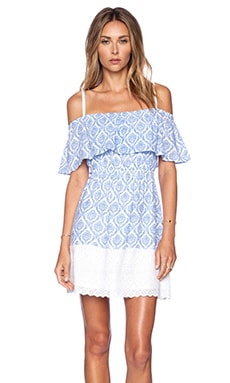 Tularosa Eloise Dress in Blue