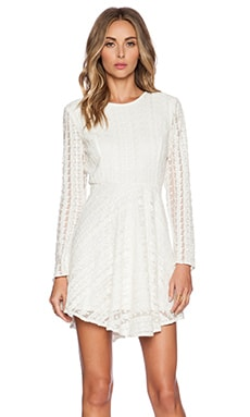 Tularosa Solano Dress in Ivory