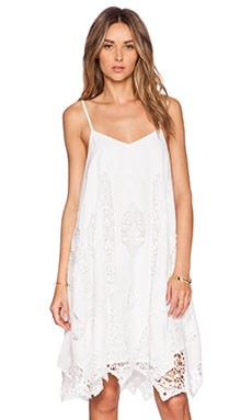 Tularosa Juliet Dress in White