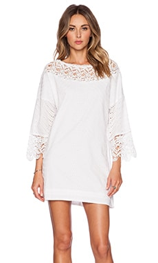 Tularosa Eve Dress in White
