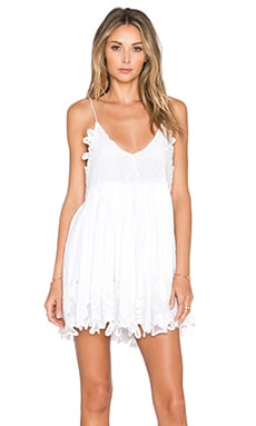 Dixie Dress in White