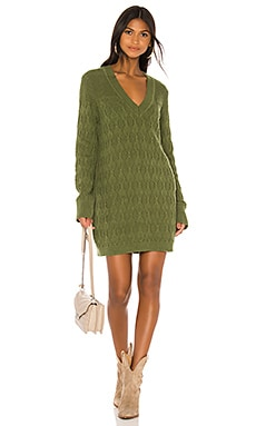 Ambrosia Sweater Dress Tularosa $168 NEW ARRIVAL