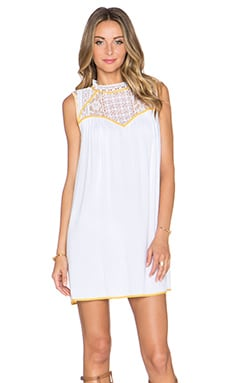 Tularosa Weston Dress in White