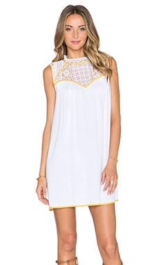 Tularosa Weston Dress in White