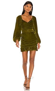 Платье с длинным рукавом rosa - Tularosa Коктейльное фото