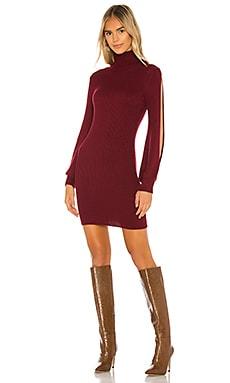 Вязаное платье brisk - Tularosa
