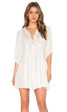 Tularosa x REVOLVE Geri Dress in White