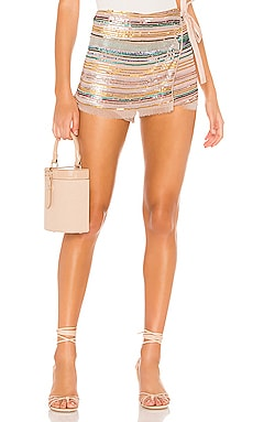 JUPE-SHORT EMILIA Tularosa $178 BEST SELLER