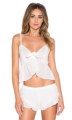 Tularosa Sundown Cami in Ivory
