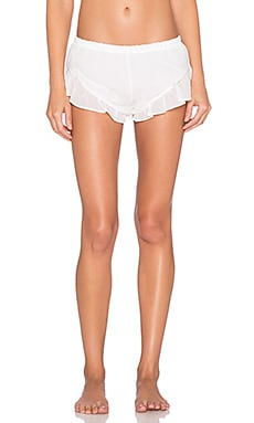 Tularosa Sundown Shorts in Ivory