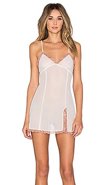 Tularosa Long Goodnight Cami in Ivory