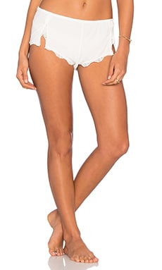 Tularosa Sweet Pleasures Short in White