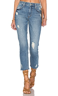 Tularosa Hailey Straight Leg Jean in Krabi