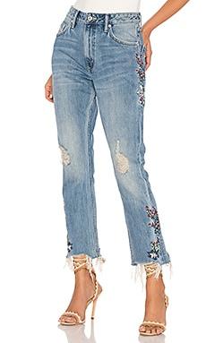 Hailey Straight Leg Jean