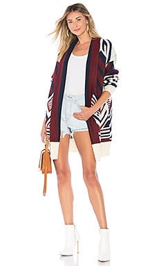 Page Sweater Jacket Tularosa $158